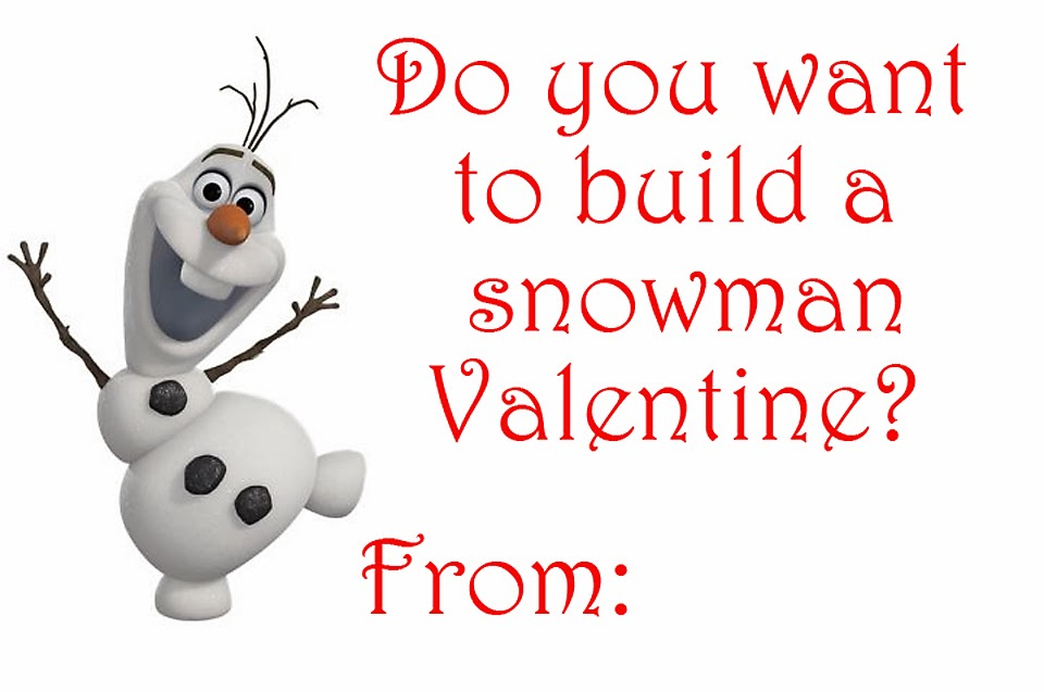 Do You Want to Build A Snowman?\