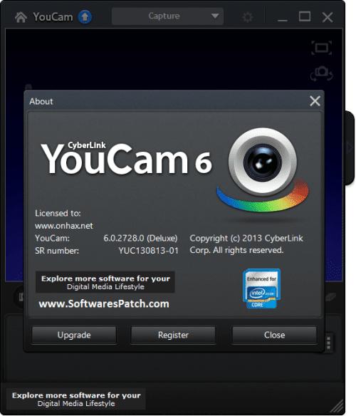 Download cyberlink youcam + perfectcam 7. 0.