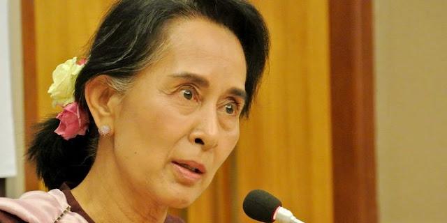 Peraih Nobel Asal Myanmar Ini Kesal Setelah Tahu Yang Mewawancarainya Adalah Seorang Muslim