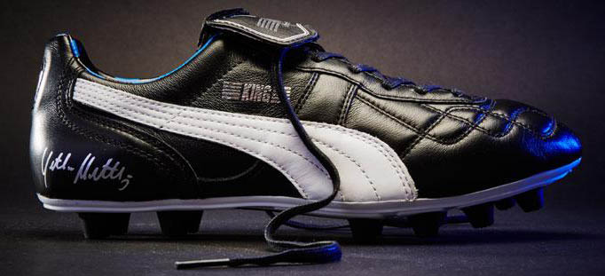 Puma King Lothar Matthäus 1990 Boots Released - Footy Headlines 0d1f4da314