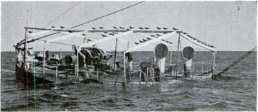 One of the many Axis vessels sunk at Massowa, Eritrea