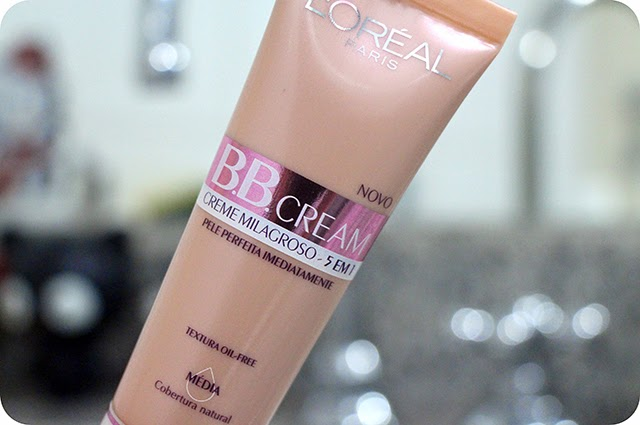 B.B. Cream da cor Média de 50ml da L'Oréal Paris