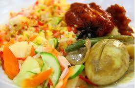 Nasi Minyak Terengganu
