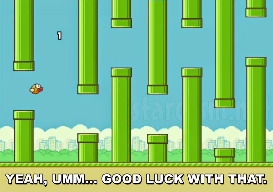 Download Flappy Bird Game