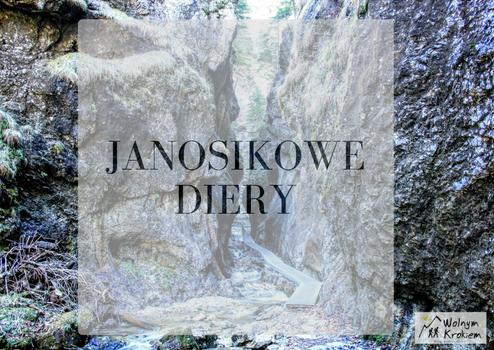 Janosikowe Diery Słowacja