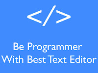 4 Software Text Editor Terbaik Untuk Ngoding Para Programmer