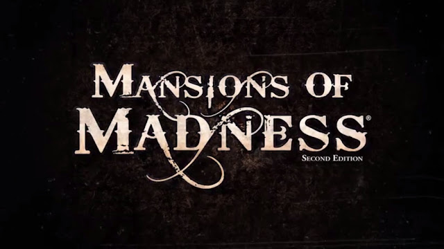 Mansions of Madness Second Edition Announced