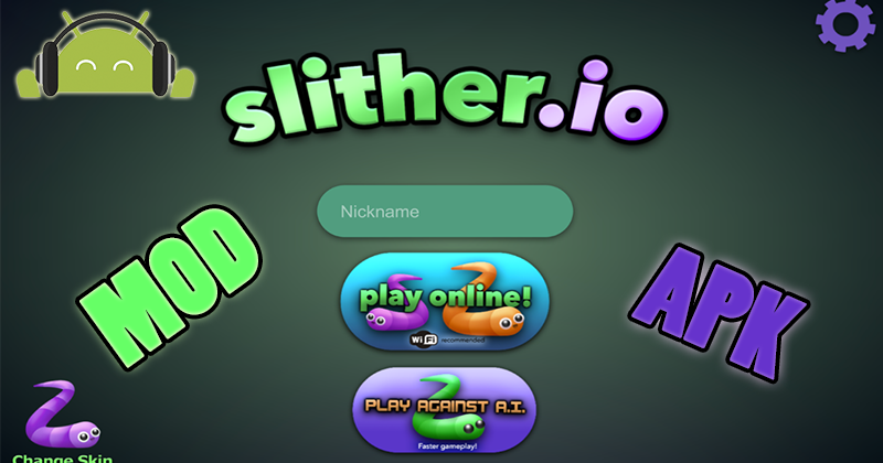 Slither Io Mod Apk Download 1 4 2