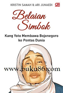 Novel Belaian si Embok by Kristin Samah