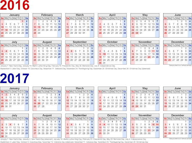 Two year calendars for 2016/17 Word, Two year calendars for 2016/17 Word free download, Two year calendars for 2016/17 Word monthly, Two year calendars for 2016/17 Word Portrait Landscape