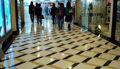 Pakistan Style Marble Floor Tile