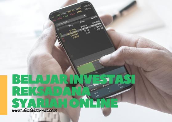Belajar Investasi Reksadana Syariah Online