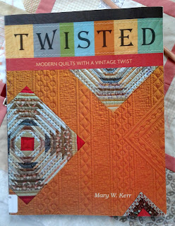 Twisted: Modern Quilts with a Vintage Twist book cover