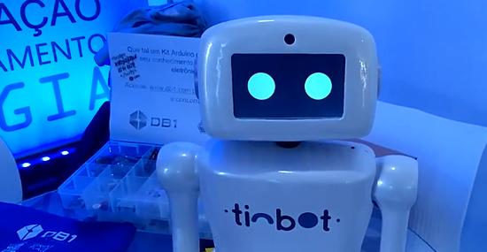 Robô inteligente do Brasil pode até ser seu chefe na empresa - Capa
