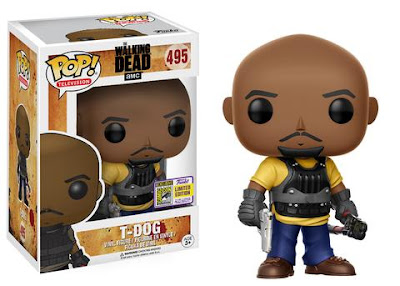 San Diego Comic-Con 2017 Exclusive Television Pop! Vinyl Figures by Funko