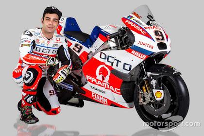 Ducati Pilih Danilo Petrucci Karena Gajinya Sangat Murah !