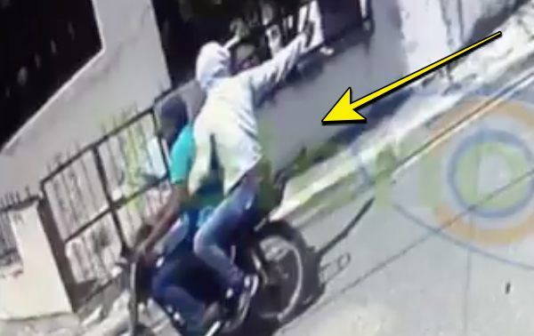 Video: Captan momento en que joven es asesinado en SFM