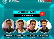 4 Sinh viên Việt Nam góp mặt tại giải PES SEA Online 2018