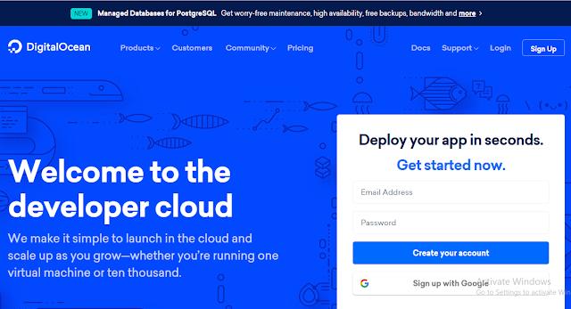 Top 4 Cloud Hosting Providers In 2020