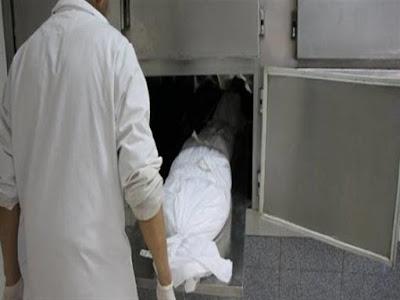 عاشر جثتها.. تفاصيل مقتل سيدة على يد نجل زوجها بالفيوم