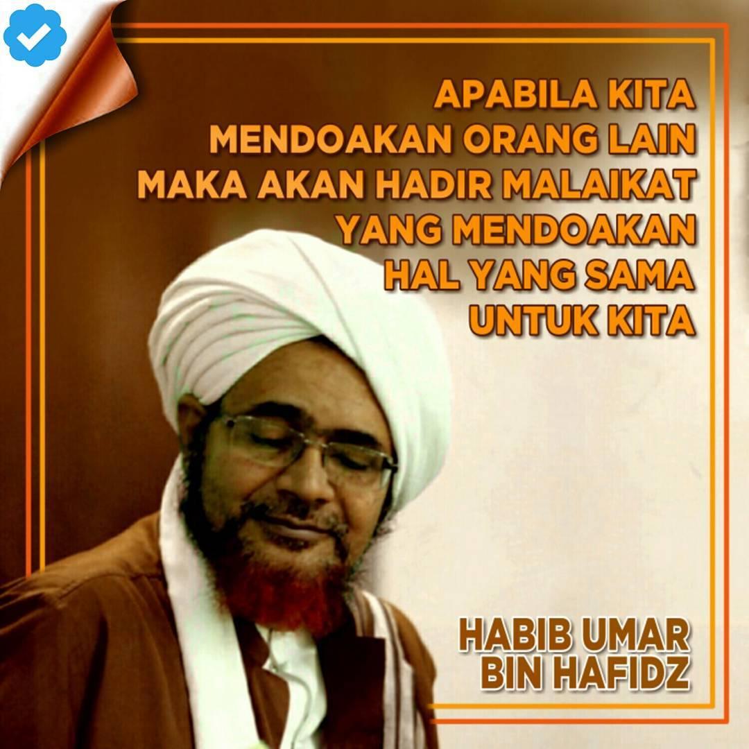 Mutiara Nasehat Penyejuk Hati Dari Habib Umar Bin Hafidz Meme