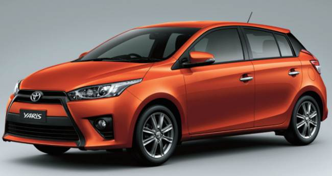 2019 Toyota Yaris Hatchback Release Date Price