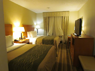 Comfort Inn, Detroit Airport