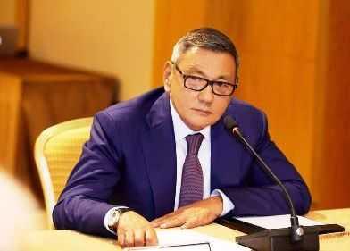 AIBA President Resigned