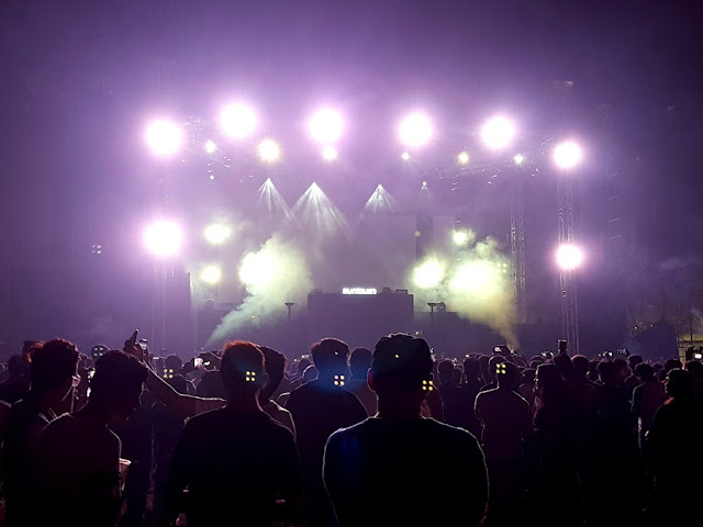 Sunburn Kolkata 2017 With Jai Wolf & DJ KSHMR 8