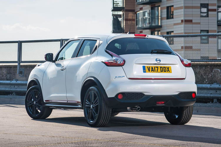 Nissan Juke Special Edition