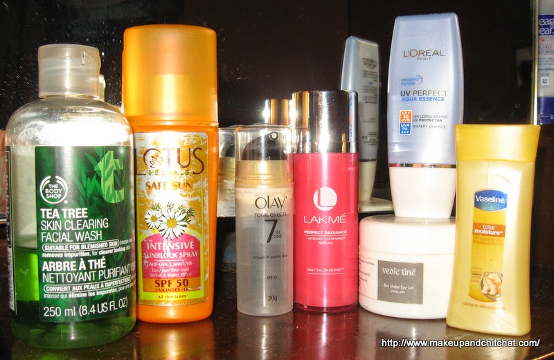 May Favorites skincare for oily skin