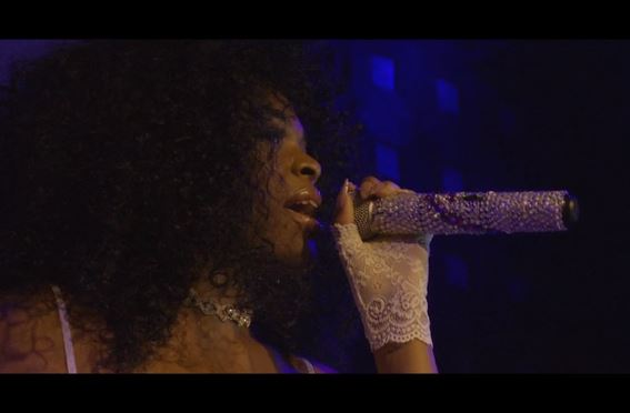 "Nyasia Chane'l ""Dive"" Music Video Premiere"