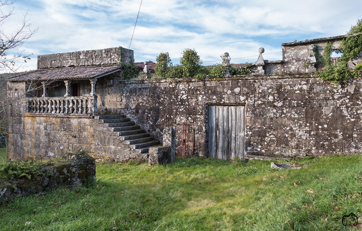 Descubre cada d a iglesia y casa rectoral de san - Empresas de construccion en pontevedra ...
