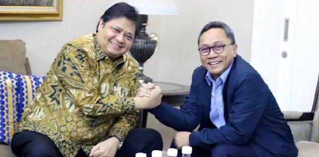 Yandri: Kalau Koalisi Jokowi Pecah, Golkar dan PAN Bisa Usung Capres-Cawapres