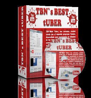 caja TBN`s BEST TUBER