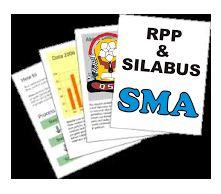 RPP dan Silabus Berkarakter SMA Kelas X, XI, XII Semester 1 dan 2 Lengkap
