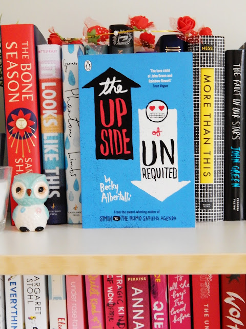 The Upside Of Unrequited Book Review | sprinkledpages