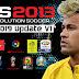 ابديت تحديث اول باتش نيكست سيزون 2019 بيس 2013  PES 2013 Next Season Patch 2019 Update v1.0