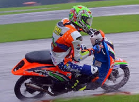 modifikasi road race terbaru