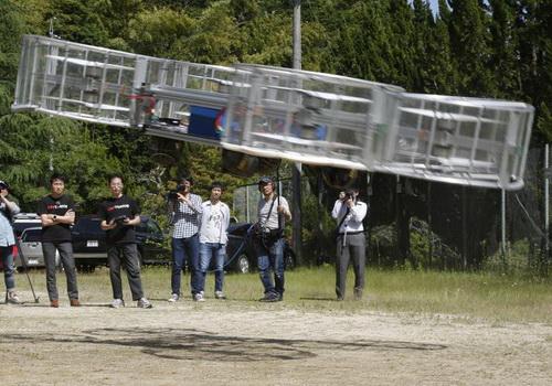 Tinuku Sky Drive Cartivator performs first flight test