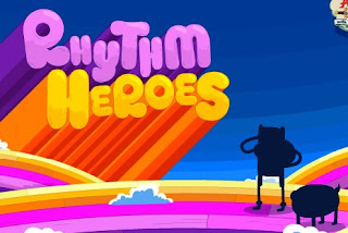 play free Rhythm Heroes awesome Puzzle Online Games