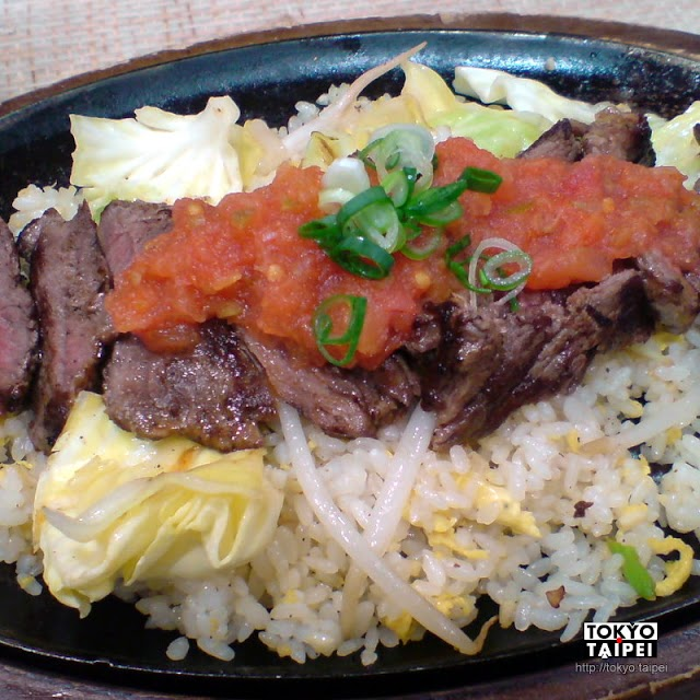 【STEAK MOUNTAIN】平價鐵板炒飯與牛排的絕妙組合