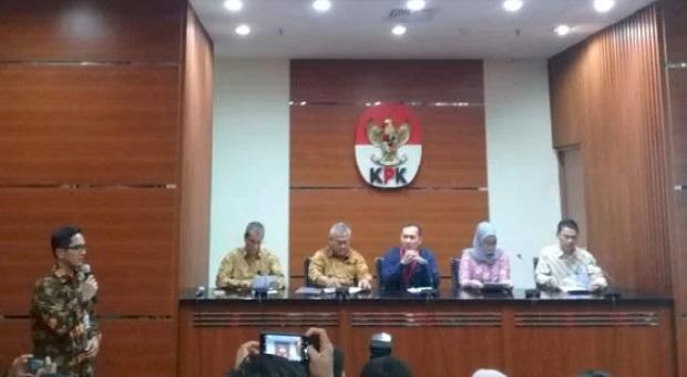 Pimpinan KPK Luruskan Dugaan Kebocoran Anggaran Negara