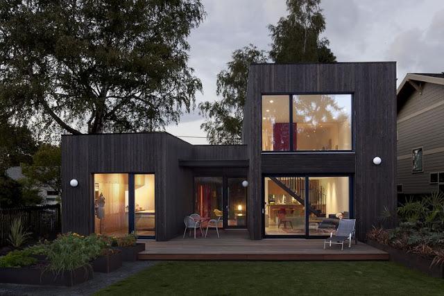 Contoh gambar rumah minimalis modern dengan biaya murah