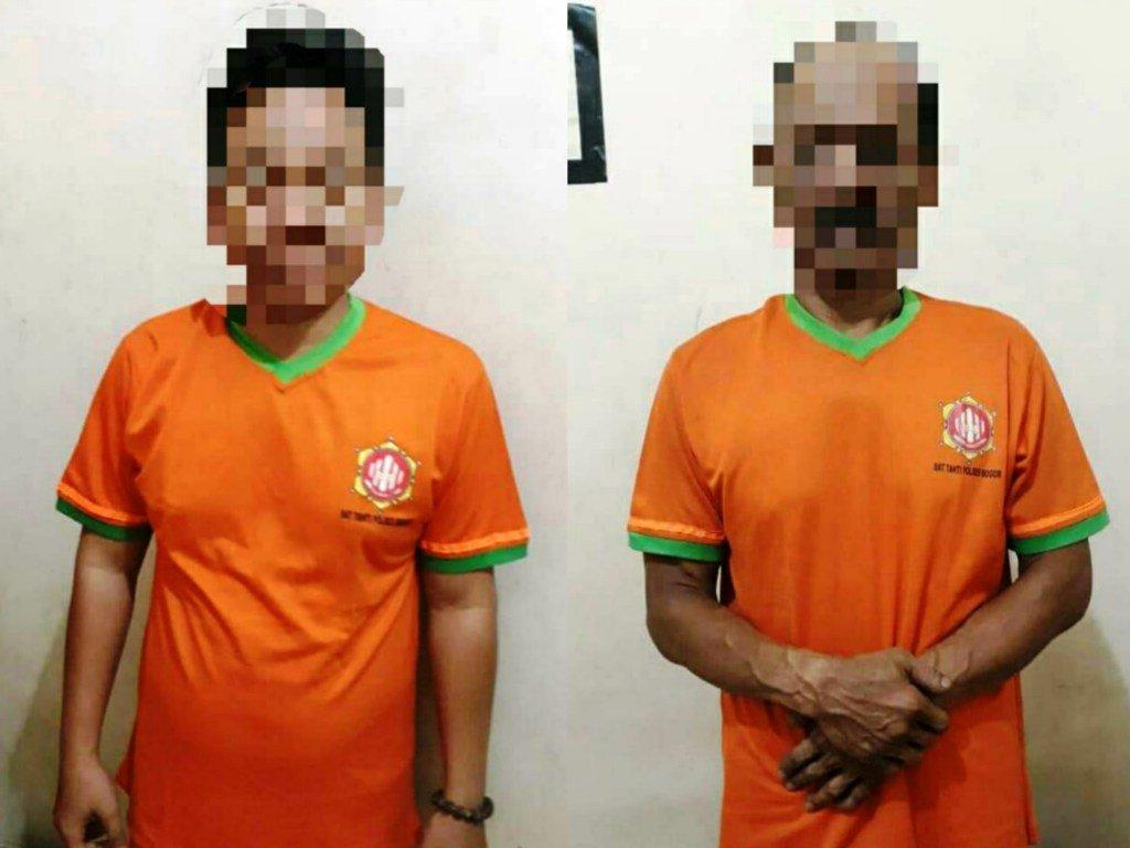 S dan B Diringkus Polisi Gara-gara Hina Jokowi via WA