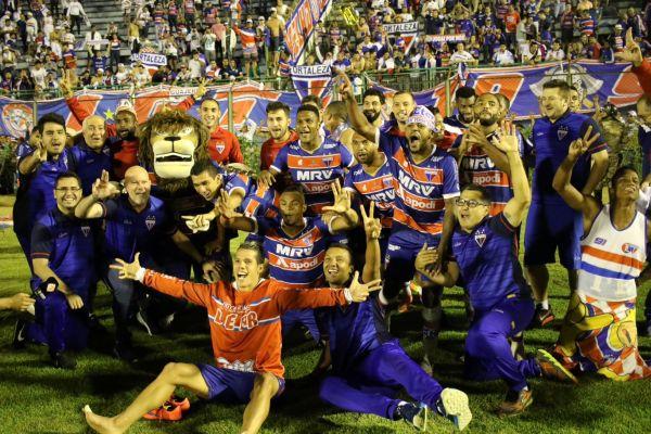 Após oito anos Fortaleza volta a disputar a Série B