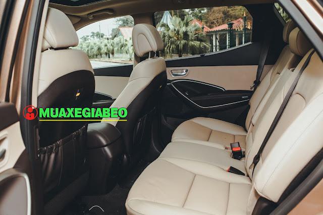 Giới thiệu Hyundai SantaFe 2.2L máy dầu phiên bản tiêu chuẩn 2WD ảnh 10