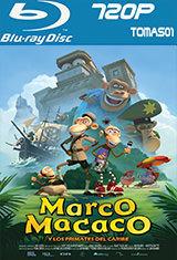 Marco Macaco y los primates del Caribe (2012) BDRip m720p