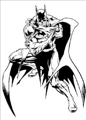 Imagini Cu Batman De Colorat Fise Cu Batman De Colorat