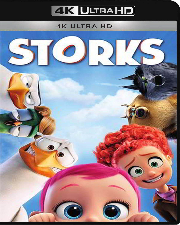 Storks [2016] [UHD] [2160p] [Latino – Castellano]